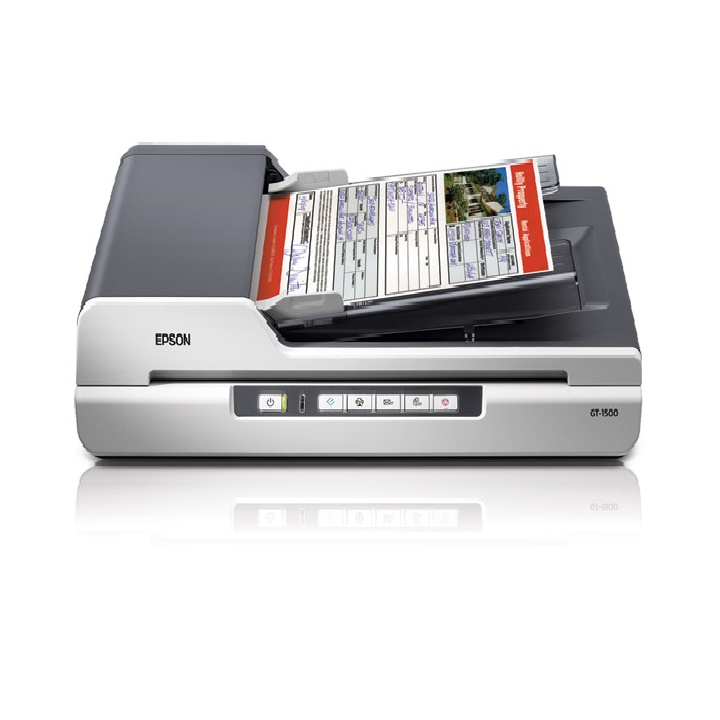 Máy scan Epson WorkForce GT 1500 Document Scanner